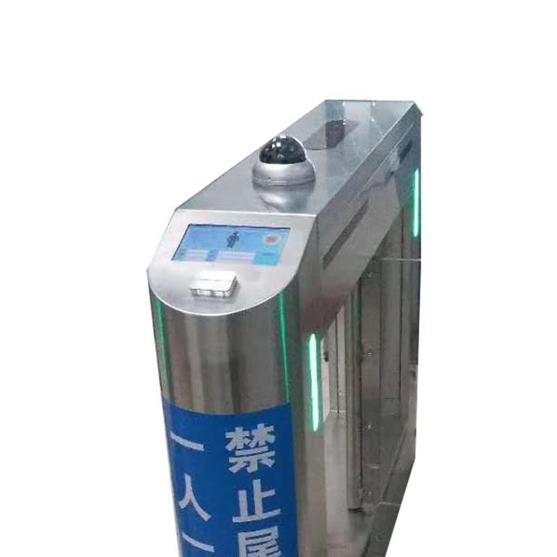 防静电人脸识别门禁系统HZR-6809