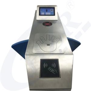 防静电红外感应再测试门禁系统HZR-6809