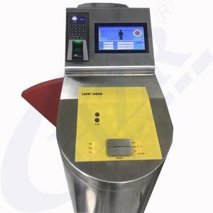 防静电指纹识别门禁系统HZR-6809(A)